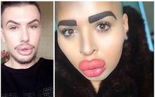 2 phiên bản của Kim Kardashian cãi nhau chí chóe trên Facebook về việc phẫu thuật thẩm mỹ