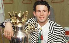 Những dấu mốc đáng nhớ trong sự nghiệp vĩ đại của Ryan Giggs với Manchester United