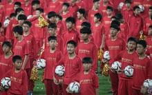 Giấc mơ hão huyền vượt Brazil của bóng đá Trung Quốc