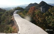 Vạn Lý Trường Thành được cải tạo bằng cách phủ xi măng trắng khiến dư luận Trung Quốc phẫn nộ