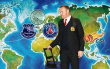 """Trung Quốc, Mỹ và những """"miền đất hứa"""" của Rooney nếu bị Mourinho """"đá đít"""" khỏi Man Utd"""