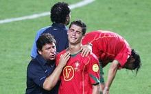 Giọt nước mắt hạnh phúc hay đắng cay cho Cristiano Ronaldo?