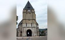 NÓNG: Hai kẻ bắt cóc con tin, cắt cổ cha xứ trong một nhà thờ ở Pháp