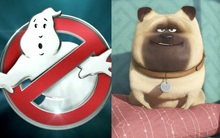"""Những con ma """"Ghostbusters"""" chưa đủ sức hạ bệ lũ thú cưng """"The Secret Life of Pets"""""""