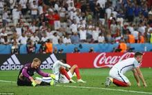 ĐT Anh bị đem ra làm trò cười sau trận thua đậm của Iceland trước Pháp