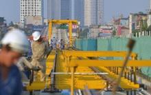 Dự án đường sắt trên cao Cát Linh - Hà Đông bắt đầu lắp đặt những mét ray đầu tiên