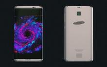 Chiêm ngưỡng Samsung Galaxy S8 với ngoại hình tuyệt đẹp như chỉ có trong mơ