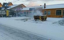 Mới đầu mùa Đông mà Trung Quốc đã có nơi lạnh tới -35,8 độ C