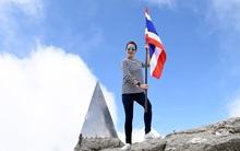 Công chúa Thái Lan choáng ngợp với cảnh sắc thiên nhiên trên nóc nhà Đông Dương