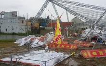 Nam Định: 2 người chết, thiệt hại hàng nghìn tỷ đồng sau bão số 1