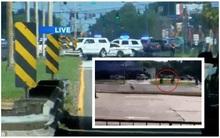 Hai cảnh sát bị bắn chết ngay giữa đường phố Mỹ