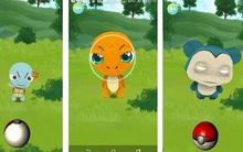 Cười té ghế với tựa game luyện tay nghề bắt Pokémon