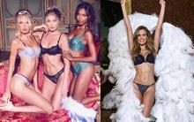 Chỉ là ảnh hậu trường, dàn thiên thần Victoria's Secret đã đẹp quyến rũ đến đáng ghen tị