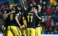 """Atletico Madrid giành chiến thắng tưng bừng """"6 sao"""""""