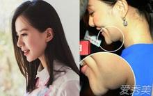 18 mỹ nhân Hoa ngữ khi chụp góc nghiêng: Người đẹp nghiêng nước nghiêng thành, kẻ lộ dấu hiệu dao kéo