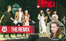 """Hoàng Thùy Linh bất ngờ vắng mặt trong cả hai buổi duyệt của """"The Remix"""""""
