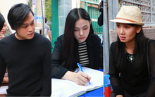 Sao Việt và hàng xóm nói gì về đám đông hiếu kỳ, cười cợt trong tang lễ Minh Thuận?
