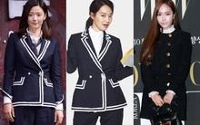 """Shin Min Ah mặc từ bình dân đến đắt đỏ, """"đụng hàng"""" liên tục trong Oh My Venus"""