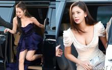 Loạt người đẹp Hàn khoe ngực đầy, chân dài tại thảm đỏ Gaon Chart K-pop Awards 2016 danh giá