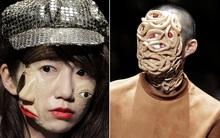 """Hàng loạt """"yêu quái"""" xuất hiện tại Tuần lễ thời trang Tokyo"""