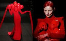 Tuần lễ thời trang Trung Quốc: Hãy cẩn thận nếu bạn là người yếu tim...