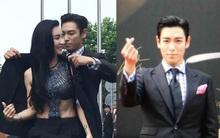 """Ơn giời, T.O.P (Big Bang) cuối cùng cũng được đi thảm đỏ, lại còn """"bắn tim"""" đáng yêu thế này!"""