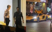 """Clip: Anh em nhà Phan Thành """"cưỡi"""" 2 siêu xe 16 tỷ đồng phóng nhanh trên phố"""