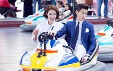 """Ngắm hình ảnh ấm áp đầu tiên của Trương Hàn và Go Joon Hee trong """"Hạ Mộc Cuồng Thi Khúc"""""""