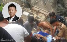 Nam diễn viên Trung Quốc gặp tai nạn trên phim trường