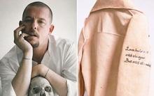 Ý tưởng độc-dị: Sản xuất áo khoác và túi từ... tế bào da của NTK quá cố Alexander McQueen
