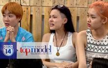 Next Top Model: Fung La trừng mắt khi bị tố xấu tính, giả tạo