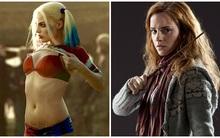 """Rộ tin đồn Harley Quinn và Hermione hẹn yêu trong phần remake của """"Brokeback Mountain"""""""