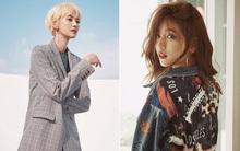 """Suzy & Go Jun Hee như """"nữ thần thời trang"""" trong loạt ảnh quảng cáo mới"""