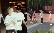 """Taeyeon và Baekhyun bất ngờ """"đụng độ"""", được xếp cùng đội trong chuyến du lịch Hawaii"""