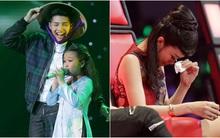 The Voice Kids: Đông Nhi khóc nức nở vì học trò gặp áp lực, Noo đội nón lá lên sân khấu