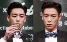 T.O.P (Big Bang) tiều tụy, xuống sắc rõ rệt sau vụ việc bị fan cuồng Trung Quốc quấy rối