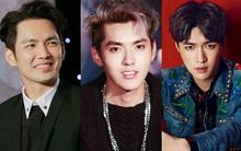 """Chung Hán Lương """"đè bẹp"""" Lay (EXO), Ngô Diệc Phàm trong bảng xếp hạng """"soái ca"""" của làng giải trí Hoa ngữ"""