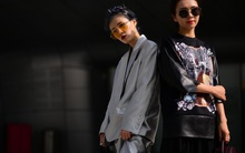 """Hoàng Ku, Châu Bùi, Min xuất hiện """"cực nét"""" cùng fashionista Hàn tại Tuần lễ thời trang ngày 3"""