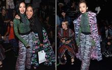 Show H&M x Kenzo tại New York: Suboi diện thiết kế mới nhất, ngồi hàng ghế đầu cùng loạt sao đình đám