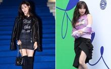 """Tuần lễ thời trang Seoul 2 ngày cuối: Seohyun lột xác cực """"cool"""", HyunA bị chê """"rẻ tiền"""""""