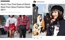 """Sau 4 ngày, Châu Bùi & Cao Minh Thắng """"đánh chiếm"""" đến cả chục mặt báo và blog thời trang!"""