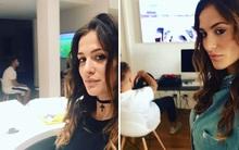 Mê chơi điện tử, sao bóng đá Italia phớt lờ cô vợ xinh đẹp