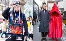 """Tuần lễ thời trang Tokyo: vẫn bắt mắt, vẫn """"dị"""" đến tận cùng!"""