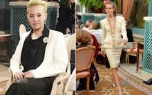 G-Dragon đầu vàng bảnh bao, chứng kiến màn tái xuất bất ngờ của Cara Delevingne tại show Chanel