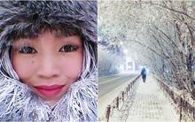 """Nga: Những đứa trẻ """"đóng băng"""" khi vẫn phải đi học trong cái lạnh -53 độ C"""