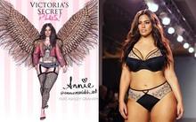 Mẫu béo Ashley Graham muốn làm thiên thần Victoria's Secret, Bella Hadid từng bị đánh trượt khỏi show năm ngoái