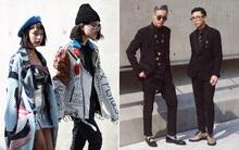 Hoàng Ku, Châu Bùi, Cao Minh Thắng & các fashionista Việt nổi không kém fashionista Hàn tại Seoul Fashion Week