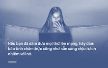 """Khi """"bóc phốt"""", vạch mặt lẫn nhau trở thành trào lưu trên Facebook"""