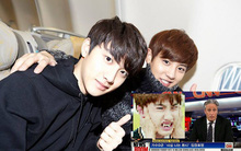 """Ngày Cá tháng Tư: Chanyeol """"troll"""" D.O nhiệt tình khiến fan thích thú"""