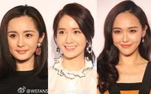 Yoona (SNSD) xinh đẹp rạng rỡ bên Đường Yên, Dương Mịch